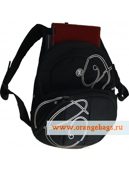 Рюкзак для ноутбука Crumpler «Pretty Bella half photo black»