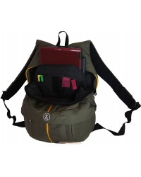Рюкзак для ноутбука<br / >Crumpler Pretty boy backpack green (M)