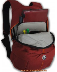 Рюкзак для ноутбука<br / >Crumpler Pretty boy backpack maroon(M)